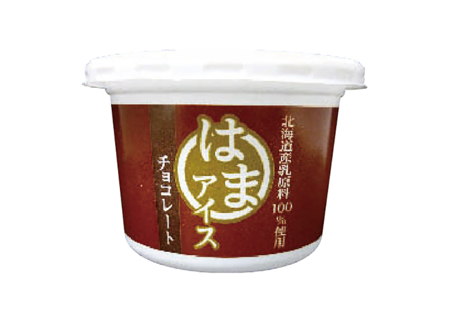 image of 巧克力冰淇淋