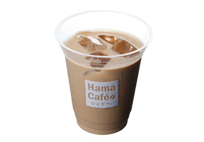 冰咖啡拿铁