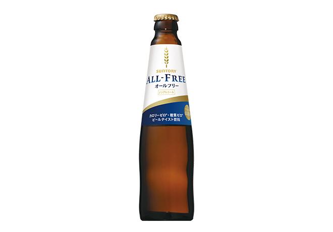 三得利无酒精啤酒