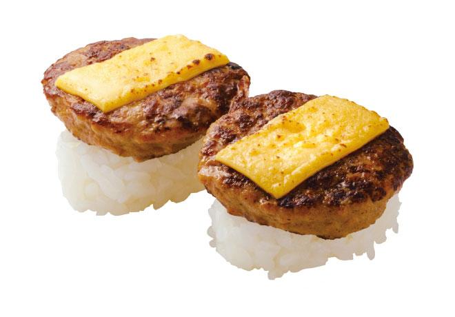 image of 芝士汉堡肉饼