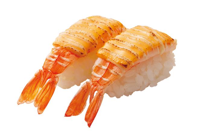 image of 火炙芝士鲜虾