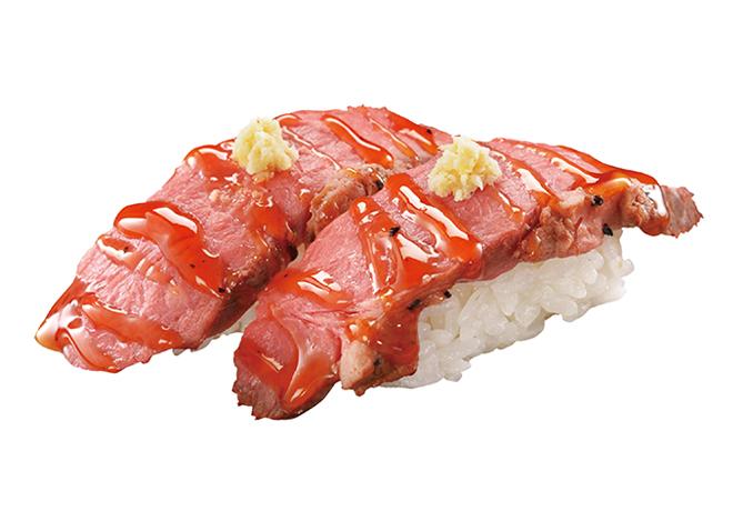 image of 烤牛肉 山葵