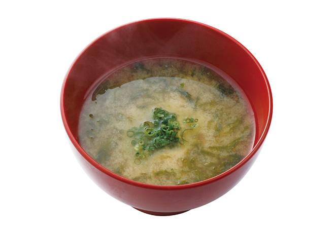 image of 海藻味噌汤
